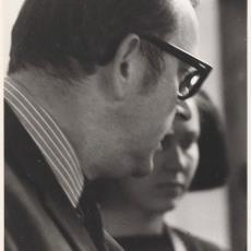 Mr. O.H. van Wijk, wethouder te Heemstede - Pictura (fotografie), onbekend
