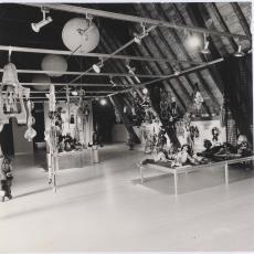 Poppententoonstelling in Ploeg toonzaal te Heemstede - De Geillustreerde Pers N.V. (Amsterdam)