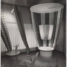 Presentatie collectie in hotel 'Des Pays Bas' - Pictura (fotografie), Ed van der Elsken (Amsterdam)