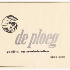Beeldmerk/logo Weverij De Ploeg - Pictura (fotografie), Roelof van Daalen