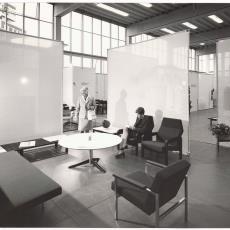 Stand Spectrum Jaarbeurs Utrecht 1965 - Jan Versnel, Pictura (fotografie)