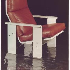 Spectrum fauteuil sz77 ontworpen door Martin Visser - Dick Hetjes (Bergeijk)