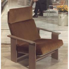 Zijaanzicht fauteuil sz77 - onbekend, Pictura (fotografie)