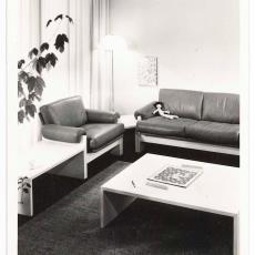 Wooninterieur ingericht met bz73 en sz73 van Martin Visser - onbekend, Pictura (fotografie)