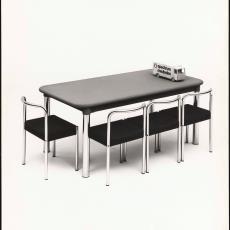 Eettafel te33 met stoelen se03 - Paul de Nooijer, Pictura (fotografie)