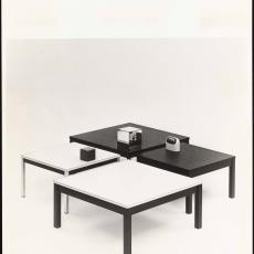 Diverse vierkante salontafels - onbekend, Pictura (fotografie)