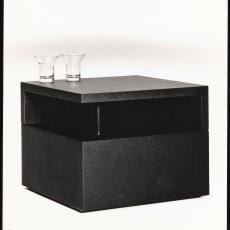 Zijaanzicht metalen salontafel tz51 - Pictura (fotografie), onbekend