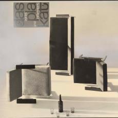 Bovenaanzicht Spectrum meubelen - W.A. Meischke, Pictura (fotografie)