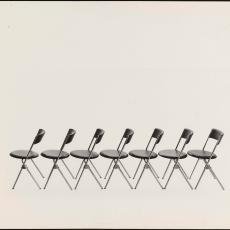 Zijaanzicht stoelen se09 - Pictura (fotografie), onbekend