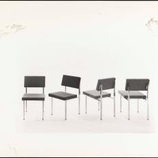 Verschillende aanzichten stoel se60 - Pictura (fotografie), onbekend