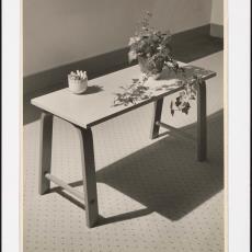 Rechthoekig tafeltje - Pictura (fotografie), Jaap d' Oliveira (Amsterdam)