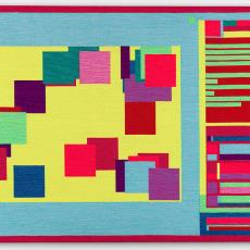 'Abstract Browsing 16-10-10 (Facebook Photo's)' - Upstream Gallery Amsterdam, Van Oostendorp, Textielmuseum, Rafael Rozendaal