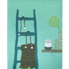 'Softwear 02' - Kiki van Eijk, kunstenaar, Textielmuseum