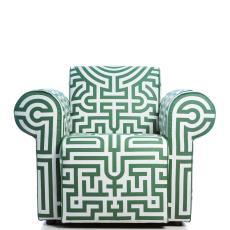 'Labyrinth Chair' - Marnati, Nicole, for Moooi, Textielmuseum, Studio Job, Moooi, Marnati, Nicole, for Moooi, Marnati, Nicole, for Moooi