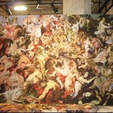 'Kwaad' (no.1) - Textielmuseum (Joep Vogels), kunstenaar, Barbara Broekman, Audax Textielmuseum Tilburg