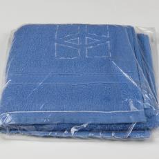 Handdoek, blauw - Donders, Camiel, Weverij De Ploeg (Bergeijk), Donders, Camiel