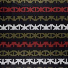 Gordijnstof - Weverij De Ploeg (Bergeijk), Taunus Textildruck (Oberursel), Johan van Loon