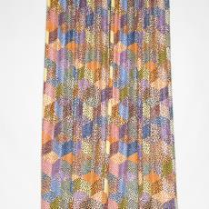 Gordijn van Barbara Broekman - Taunus Textildruck (Oberursel), Barbara Broekman, Weverij De Ploeg (Bergeijk)