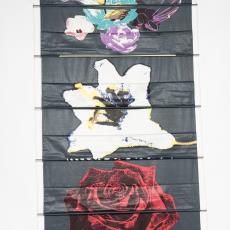 Decoratiestof 'Past, Present and Future' - Taunus Textildruck (Oberursel), Weverij De Ploeg (Bergeijk), Ulf Moritz