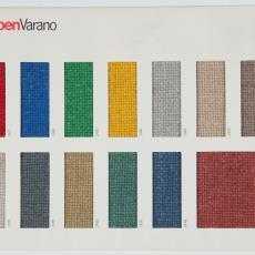 Stalenkaart Gispen 'Varano' - Weverij De Ploeg (Bergeijk)