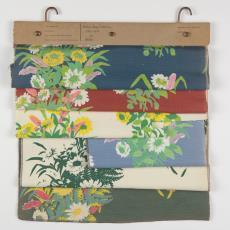 Stalenbundel gordijnstof 'Salix' - Weverij De Ploeg (Bergeijk), Donders, Camiel, Palthe's Textielveredelingsbedrijven (Almelo), Donders, Camiel