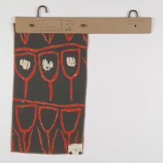 Stalenbundel gordijnstof 'Verra', 9082 - Palthe's Textielveredelingsbedrijven (Almelo), Frits Wichard, Donders, Camiel, Weverij De Ploeg (Bergeijk)