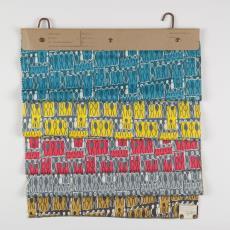 Stalenbundel kledingstof 'Arctotis' - Palthe's Textielveredelingsbedrijven (Almelo), Weverij De Ploeg (Bergeijk), Donders, Camiel, Donders, Camiel