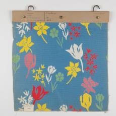'Printana' 9010, stalenbundel gordijnstof - Palthe's Textielveredelingsbedrijven (Almelo), Weverij De Ploeg (Bergeijk), Donders, Camiel