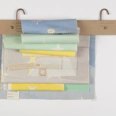 'Stella' 9011, stalenbundel gordijnstof - Donders, Camiel, Palthe's Textielveredelingsbedrijven (Almelo), Donders, Camiel, Weverij De Ploeg (Bergeijk)