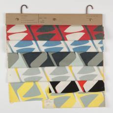 'Dessin 9060', stalenbundel gordijnstof - Donders, Camiel, Palthe's Textielveredelingsbedrijven (Almelo), Weverij De Ploeg (Bergeijk), Donders, Camiel