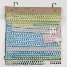 'Hamamelis', 8019, stalenbundel kledingstof - Donders, Camiel, Frits Wichard (toegeschreven), Weverij De Ploeg (Bergeijk), Donders, Camiel, Palthe's Textielveredelingsbedrijven (Almelo)
