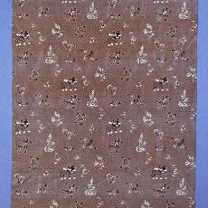 Staal-yard, dier- en bloemvormen, nr. 0535 - P.F. van Vlissingen & Co. (Helmond), Textielmuseum (Frans van Ameijde / Joep Vogels)