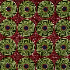 Staal-yard kledingstof '14/0633' - Textielmuseum (Frans van Ameijde / Joep Vogels), Vlisco (Helmond)