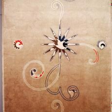 Gordijnstof 'Saturn' - Sahco Hesslein, Textielmuseum (Frans van Ameijde / Joep Vogels), Ulf Moritz