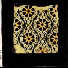 Ontwerptekening 'Sterretje' dessinnr. 26 - Textielmuseum (Frans van Ameijde / Joep Vogels), Theodoor Nieuwenhuis, W.G.J. Ramaer & Co. (Helmond)