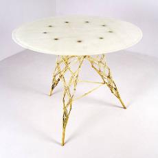 'Knotted table' (prototype) - Textielmuseum (Frans van Ameijde / Joep Vogels), Marcel Wanders