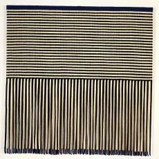 'Zonder titel' - Ria van Eyk, atelier kunstenaar, Tapisserie- en Damastweverij (Tilburg)