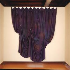 'Gordijn' - Anja de Roos, Textielmuseum (Frans van Ameijde / Joep Vogels)