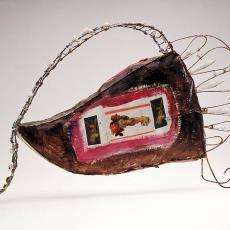 'Two sisters bag' - Petra Hartman, Textielmuseum (Frans van Ameijde / Joep Vogels), Textielmuseum (Frans van Ameijde / Joep Vogels)