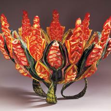 'Zonder titel' - Textielmuseum (Frans van Ameijde / Joep Vogels), Margot Lommers