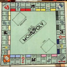 'Monopoly' - Textielmuseum (Frans van Ameijde / Joep Vogels), Rob Scholte
