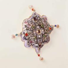 'Kitschbroche' - Textielmuseum (Frans van Ameijde / Joep Vogels), Petra Hartman