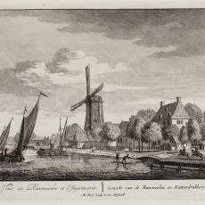 Katoendrukkerij en molen - Matthys Pool, Pictura (fotografie), Amstelod