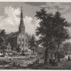 De Saaihal te Leiden - Pictura (fotografie), B.J. van Hove