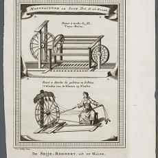'De Seije-Reedery, uit du Halde' - J. v. Schley, Pictura (fotografie)