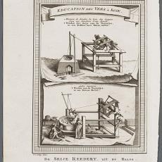 'De Seije Reedery, uit du Halde' - Pictura (fotografie), J. v. Schley