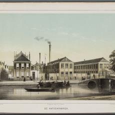 'De katoenfabriek' - G.J. Bos, D.J. Couvée, Pictura (fotografie), P.W.M. Trap