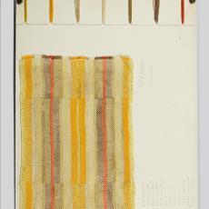 Staalkaart tafelkleed A 227, 160.0 cm breed - Ceelen, Eline, Lisbeth Oestreicher
