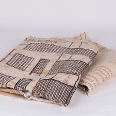 Proeven voor 'Colony', wandkleden/dekens - Studio Formafantasma (Andrea Trimarchi en Simone Farresin), Audax Textielmuseum Tilburg