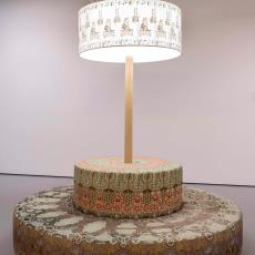 'Zoetrope Bench' - Audax Textielmuseum Tilburg, Textielmuseum (Joep Vogels), Minale Maeda, Textielmuseum (Joep Vogels), Textielmuseum (Joep Vogels)
